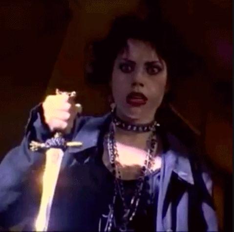 Fairuza Balk como Nancy en The Craft