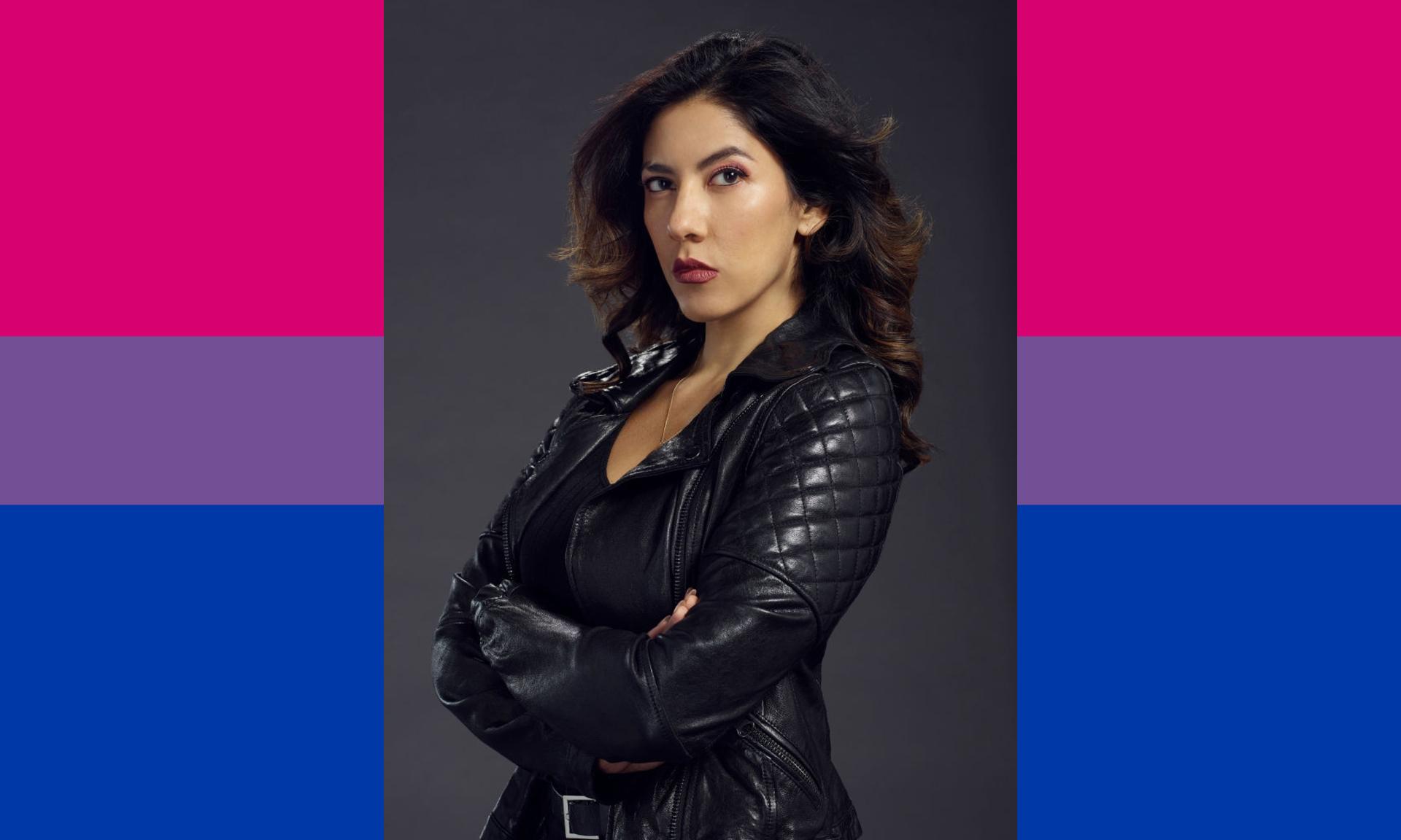 personajes bisexuales en series