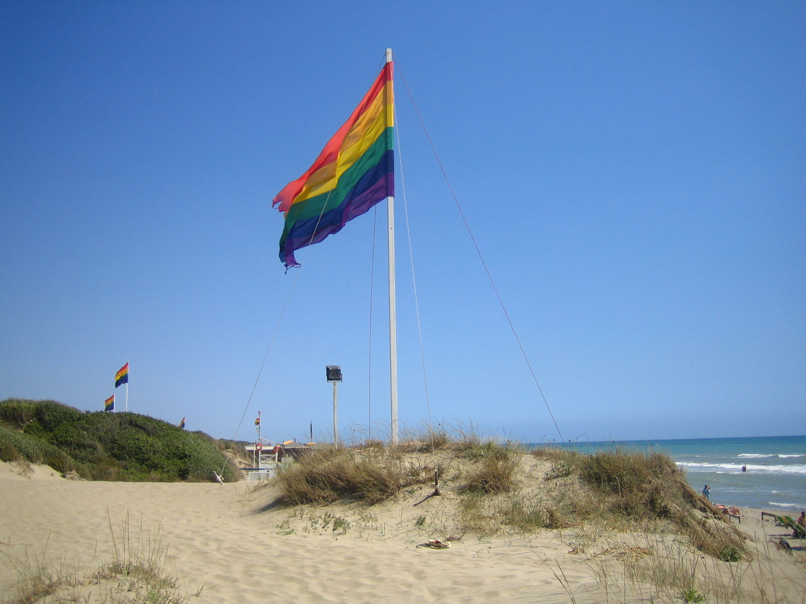 playas nudistas gay México