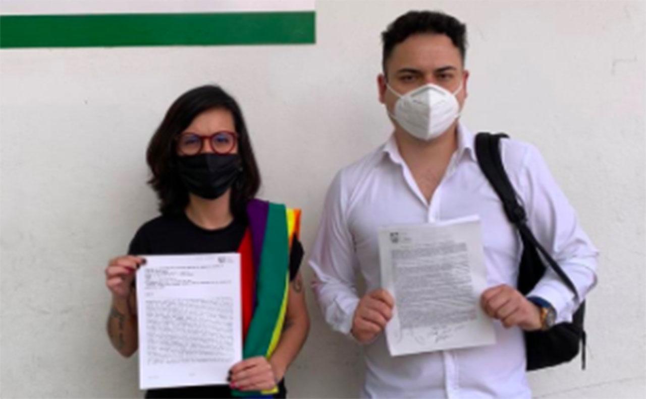 Miembros del equipo de Casa Frida denunciaron haber recibido amenazas.