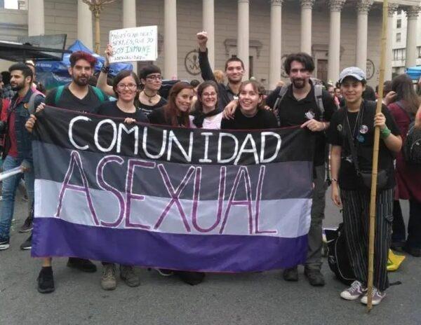 Comunidad asexual de Buenos Aires