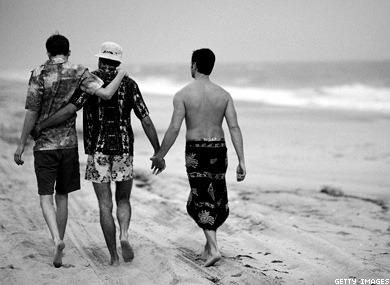 Las relaciones de amigos y pareja son mejores cuando no se señala a nadie como baja novio o chapulines