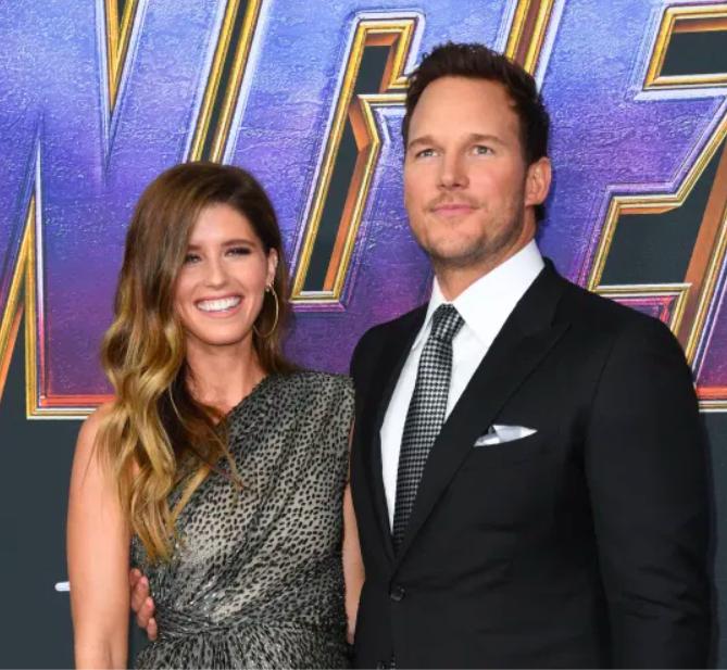 chris pratt esposa Katherine Schwarzenegger nueva