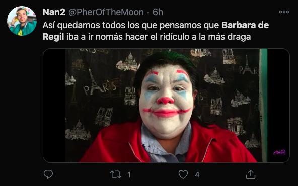 Barbara regil sorprende memes mas draga