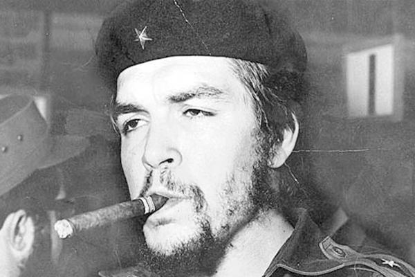 Che Guevara homofóbico