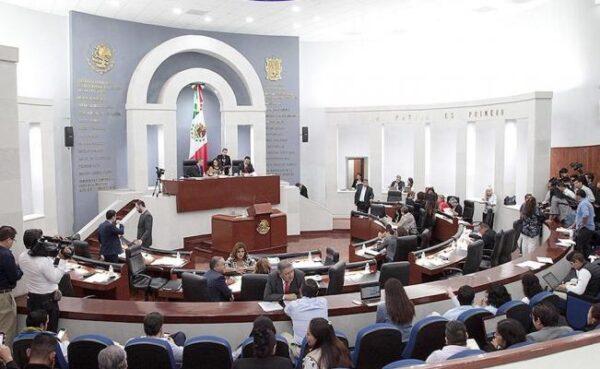 Congreso San Luis Potosí