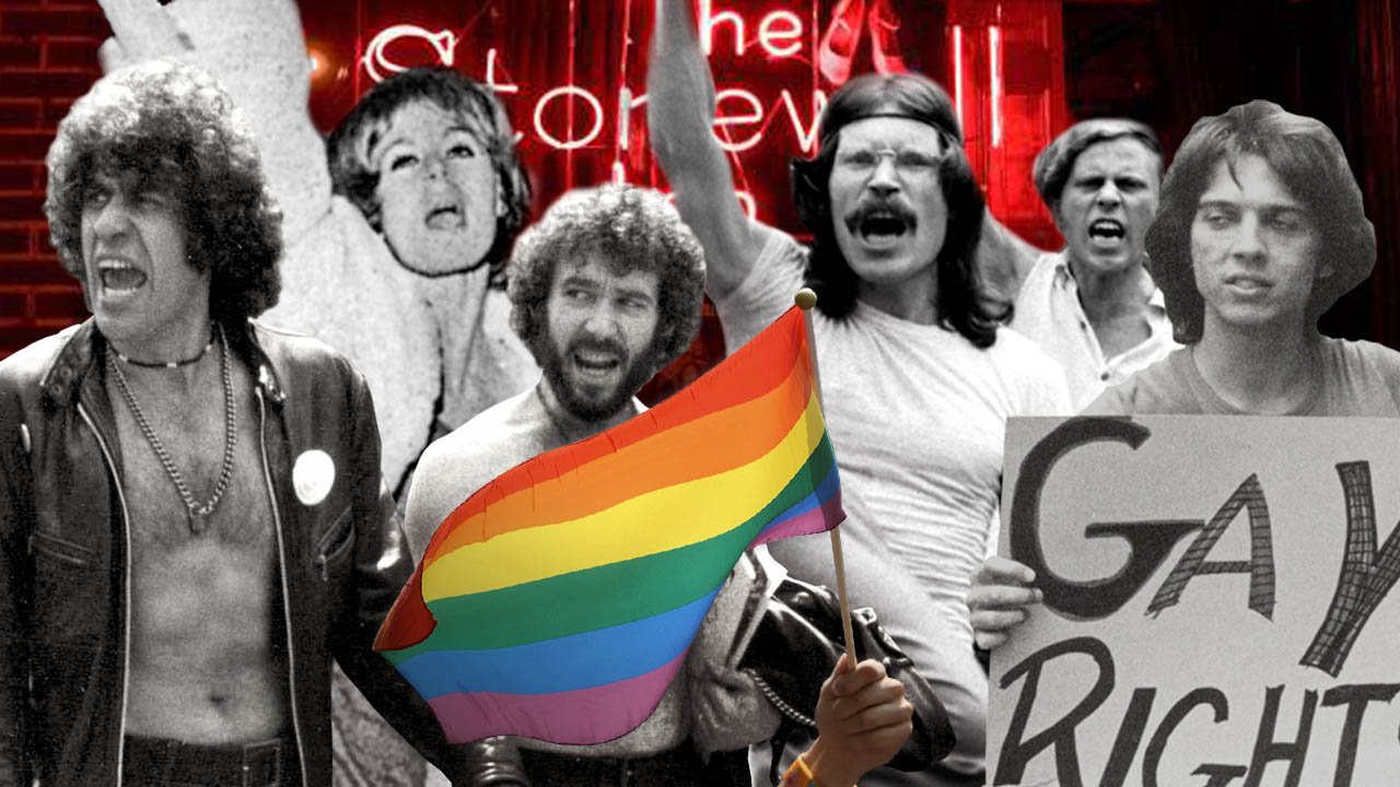 Disturbios Stonewall Uprising Riots