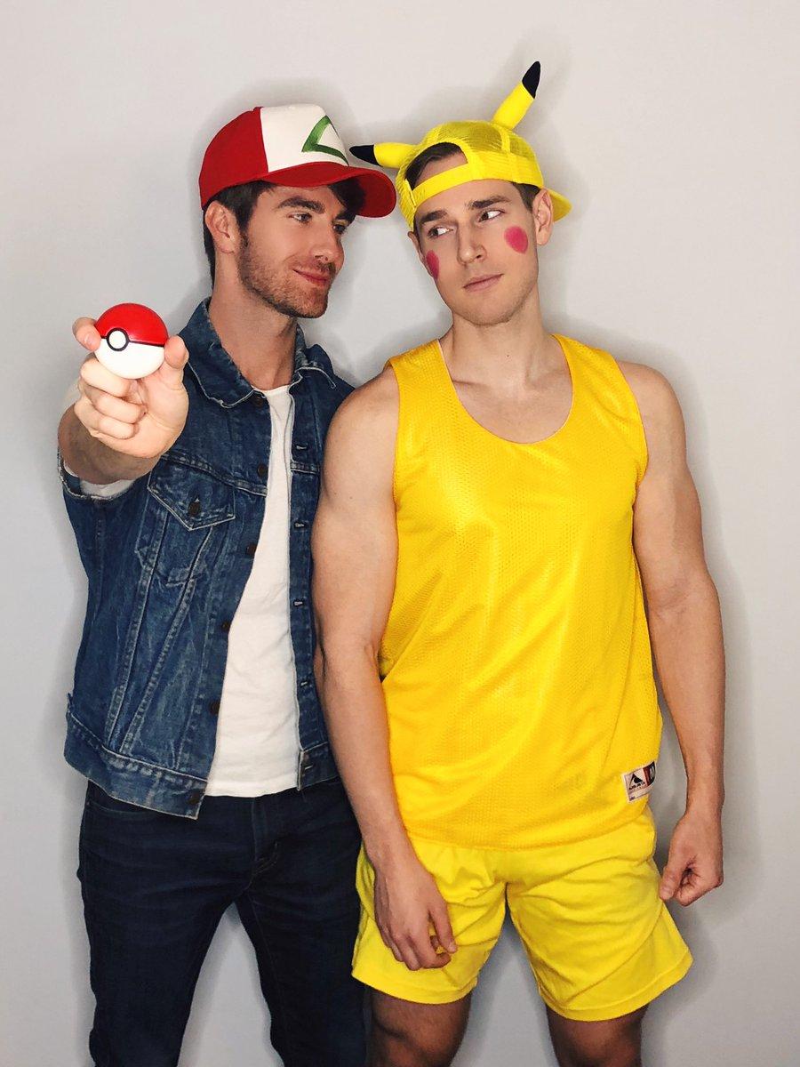 pikachu ash pokemon disfraces halloween gay