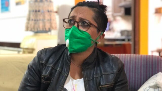 Karla Castillo empleada IMSS denuncia lesbofobia acoso y discriminación