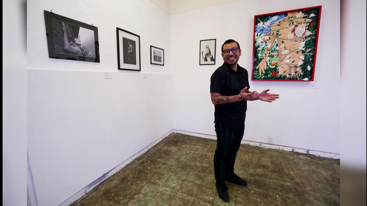 Eucalipto 20 galería de arte LGBT+