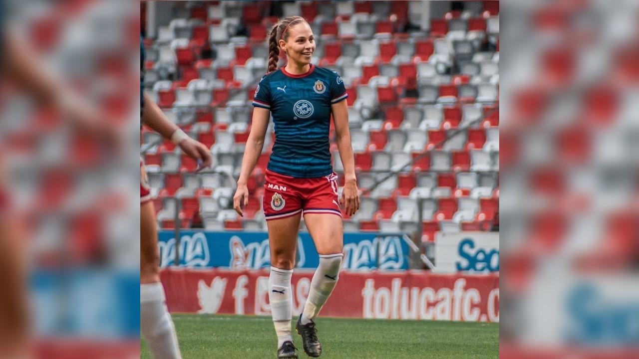 Janelly Farías futbolista mexicana lesbiana
