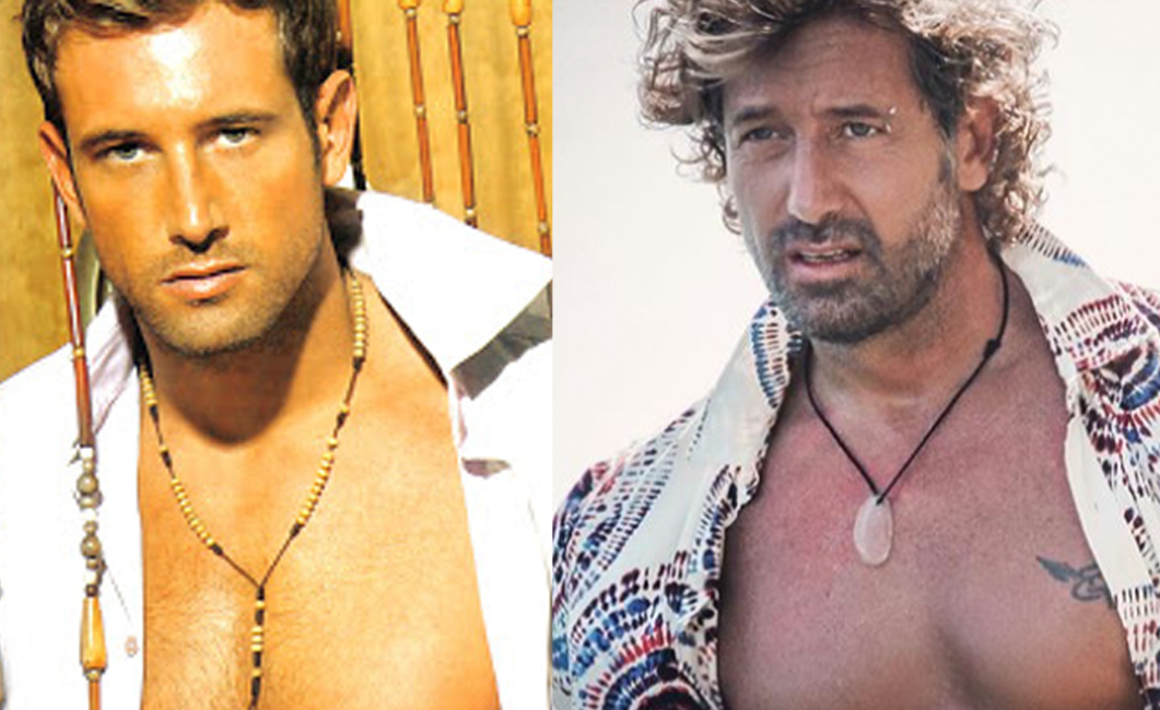 antes y después de galanes de telenovela de los 90 Gabriel Soto