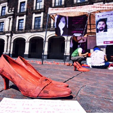 Irlanda Chica trans desaparecida en Jalisco