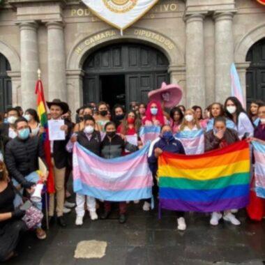 plataforma Visible LGBT+