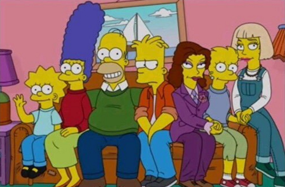 Lisa Simpson bisexual