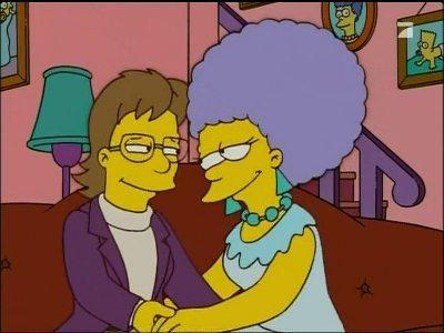 personajes LGBT Los Simpson