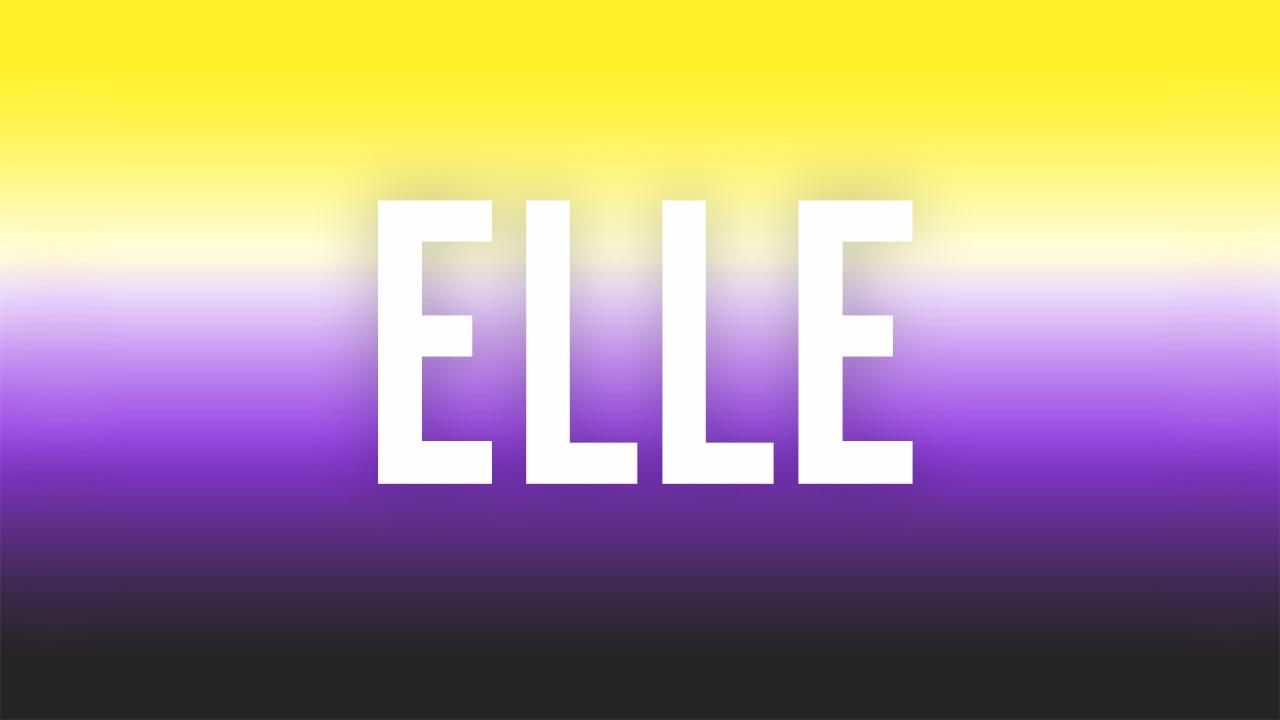 RAE reconoce pronombre elle en su observatorio de palabras