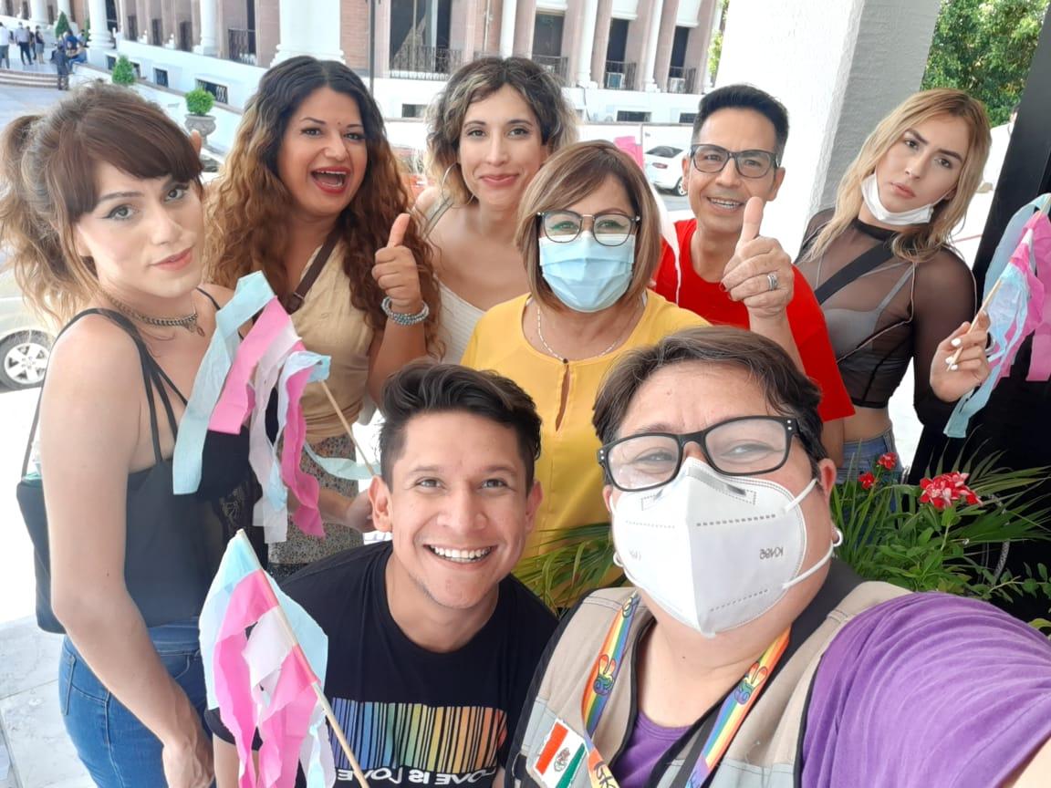 Acta nacimiento trans Sonora