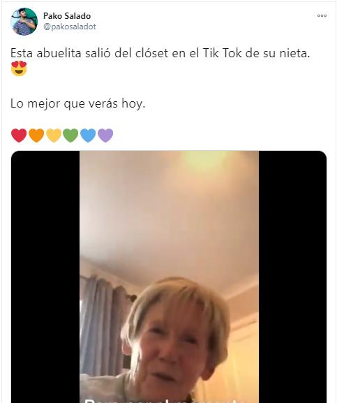 Abuelita de TikTok