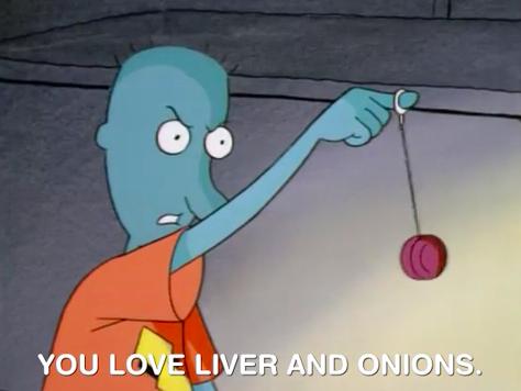 La tentación para comer cebolla puede ser muy fuerte.
