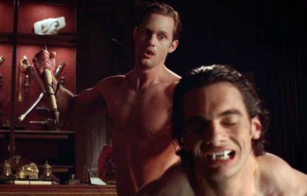 series sexo gay True Blood