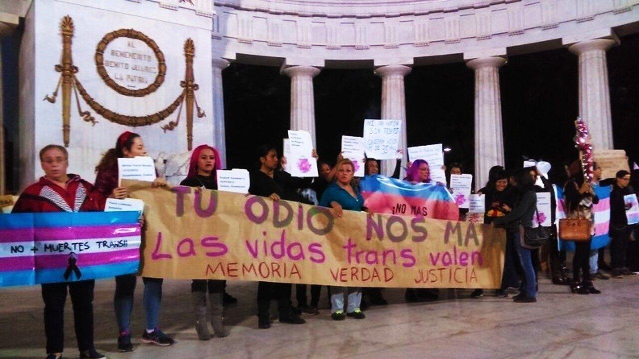 transfobia en México entrevista