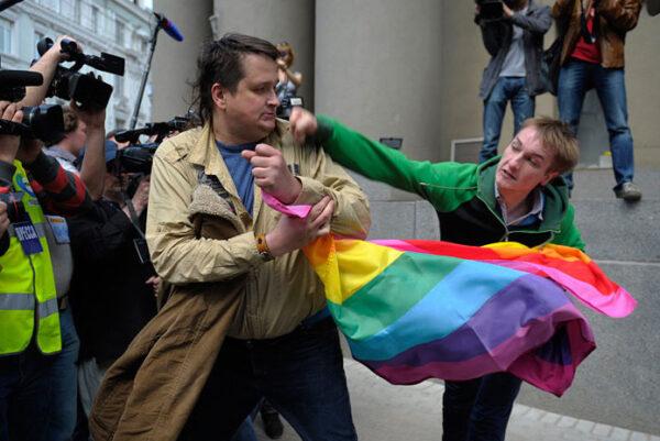 Países LGBT nunca visitar Chechenia