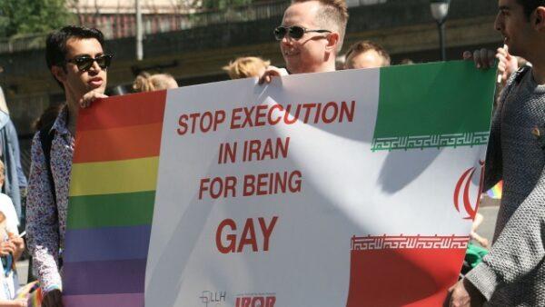 Países LGBT nunca visitar Irán