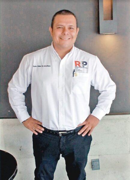 Pedro Pablo de Antuñano RSP