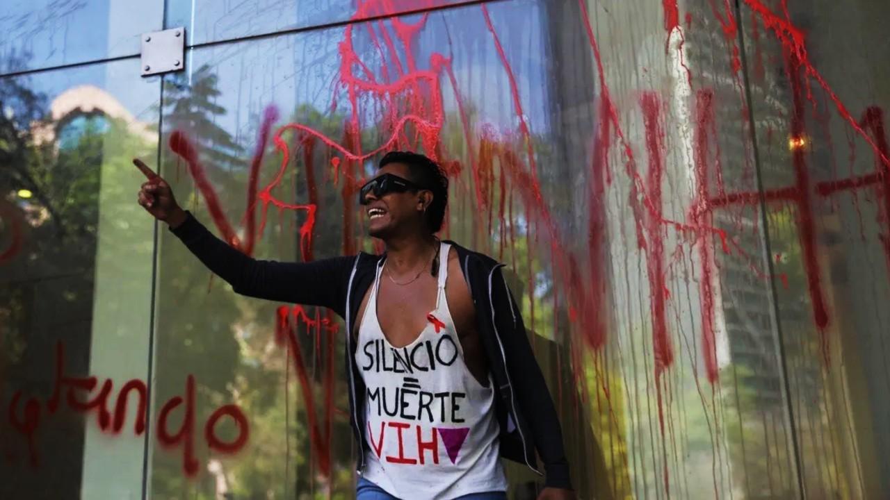 Alaín Pinzón Activista