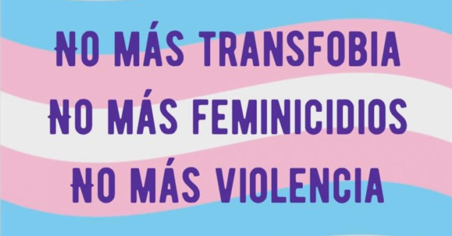 No más transfobia