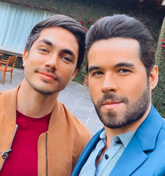 Eleazar Gómez sian chong chico gay