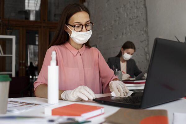 covid nueva normalidad laboral home office