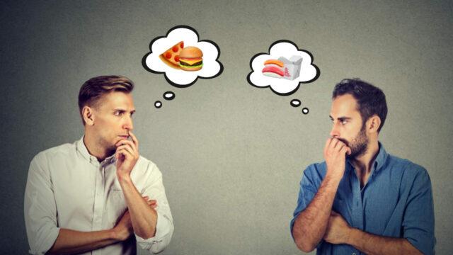 Checa estos consejos para decidir qué comer con tu pareja