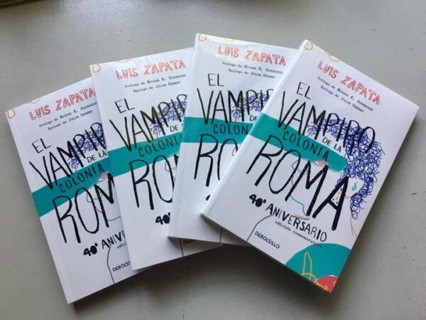 40 aniversario vampiro colonia roma