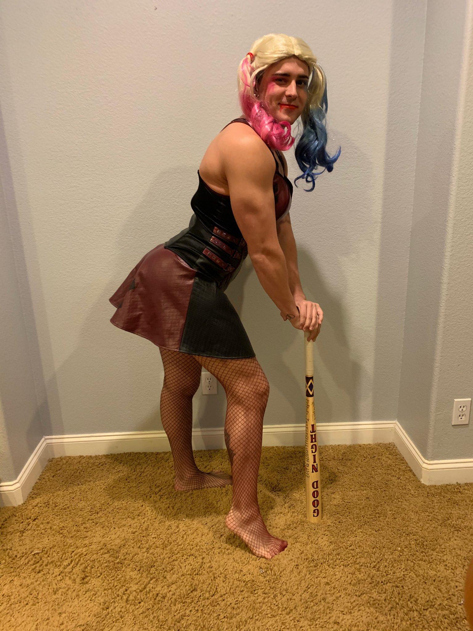 Josh Brady actores porno disfraces halloween