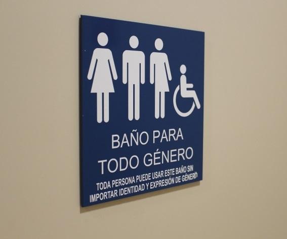 empresa políticas diversidad baños