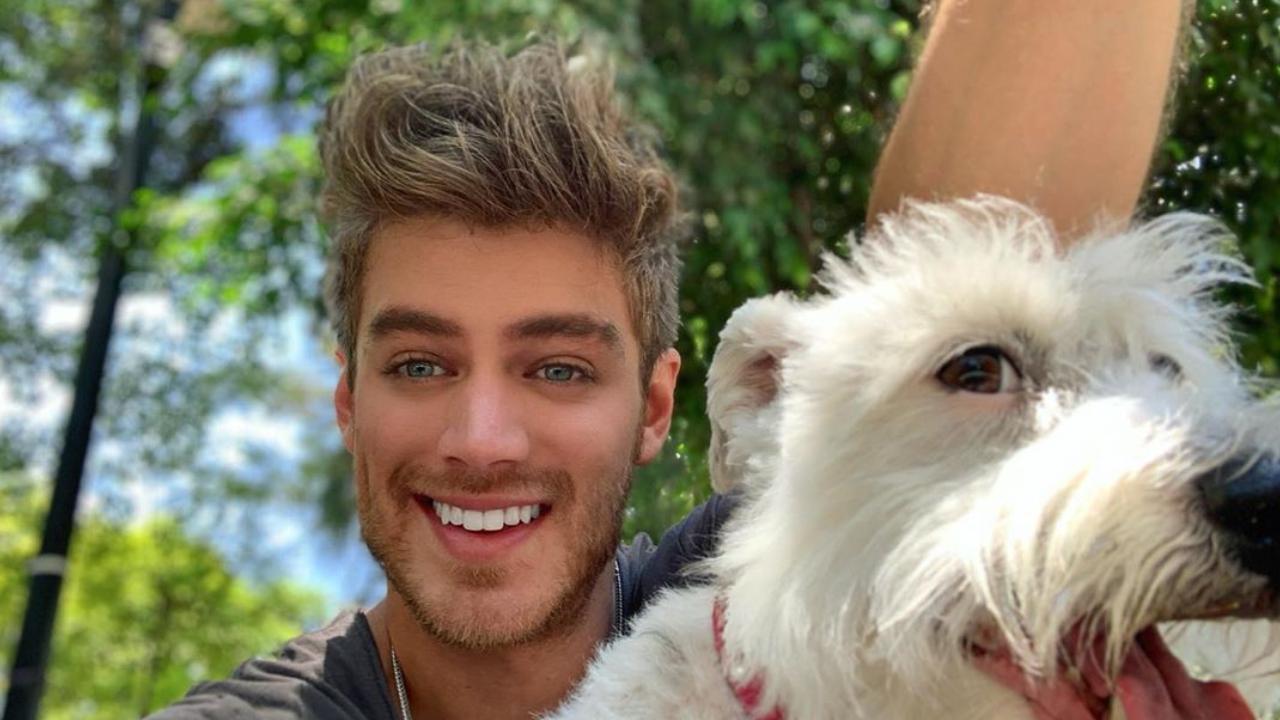Mira a estos famosos latinos gays con sus perritos