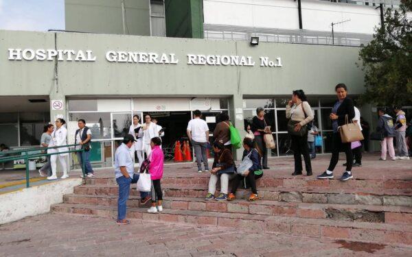 Hospital IMSS Quérétaro VIH