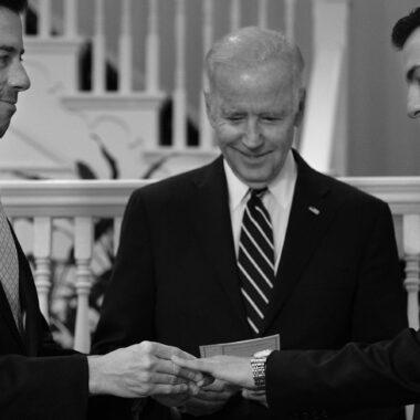 Joe Biden boda gay