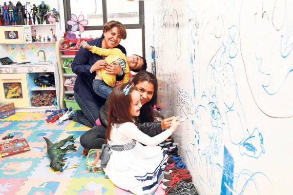 maestra madres lesbianas hijos familia