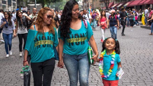 maestra madres lesbianas familia