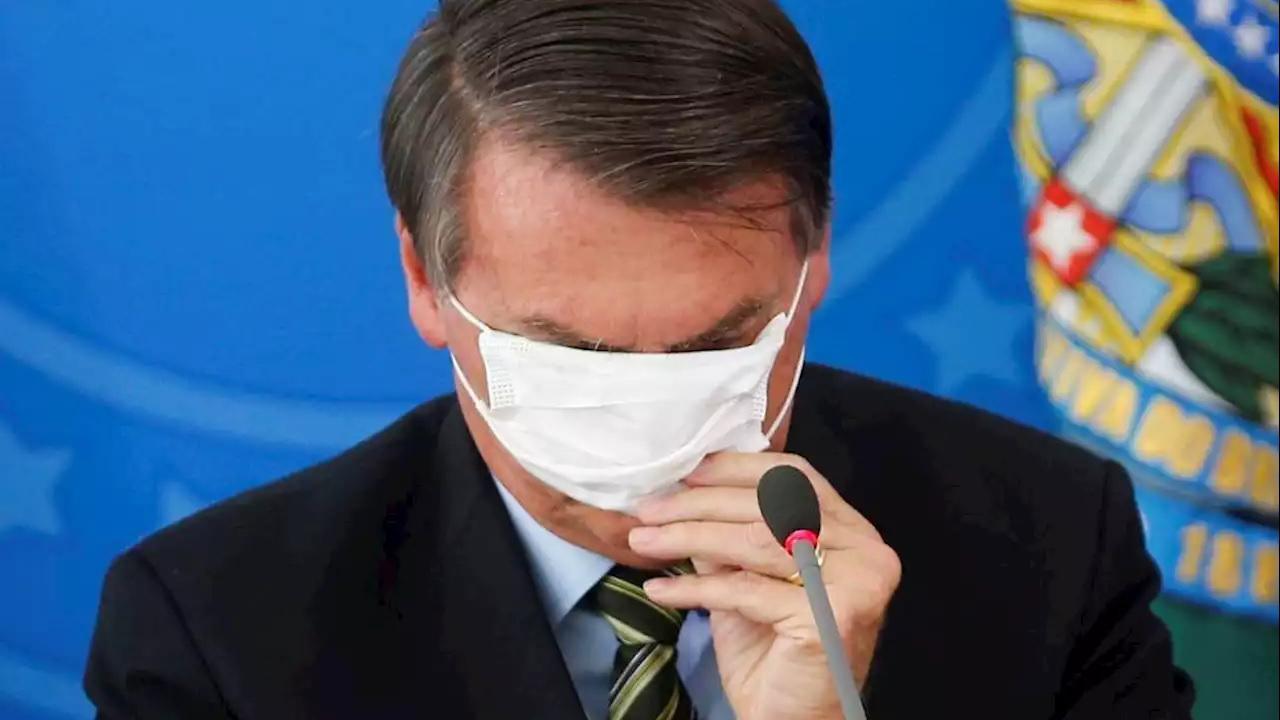 Jair Bolsonaro maricas segunda ola COVID-19