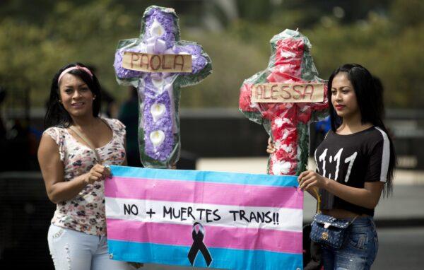 México transfóbico