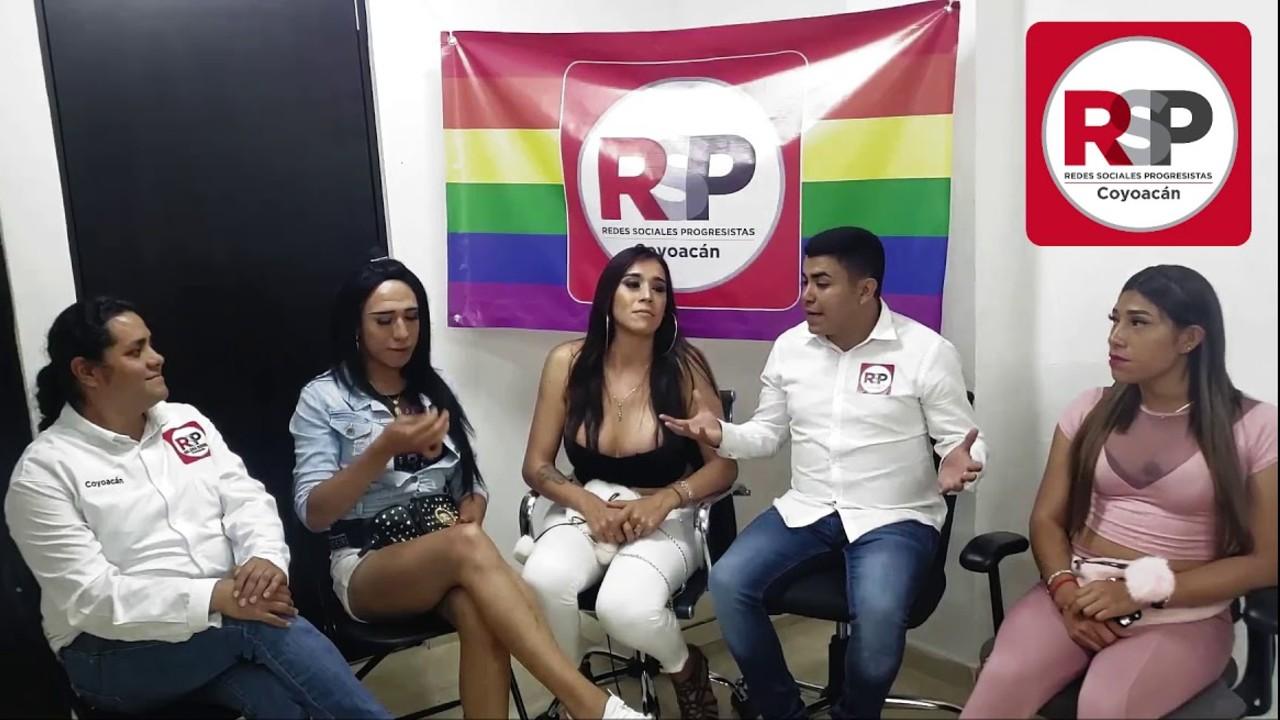 Redes Sociales Progresistas RSP nuevo partido gay-friendly