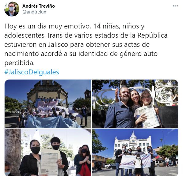 Registro Civil Jalisco
