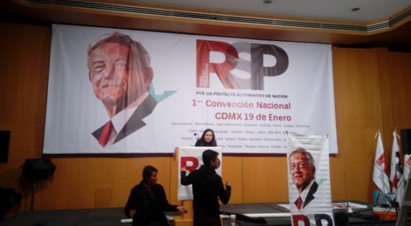 RSP nuevo partido