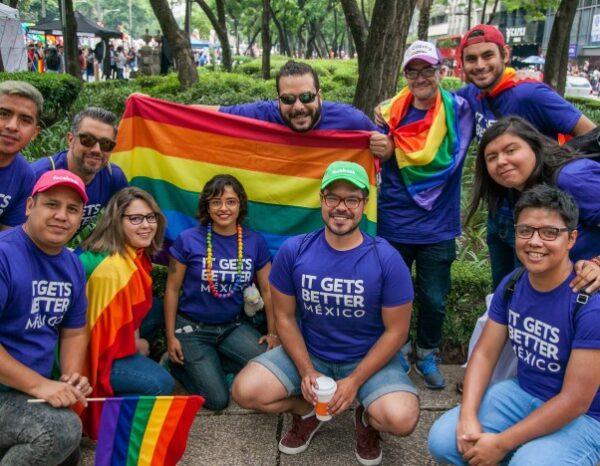 suicidio LGBT pandemia comunidad it gets better mexico