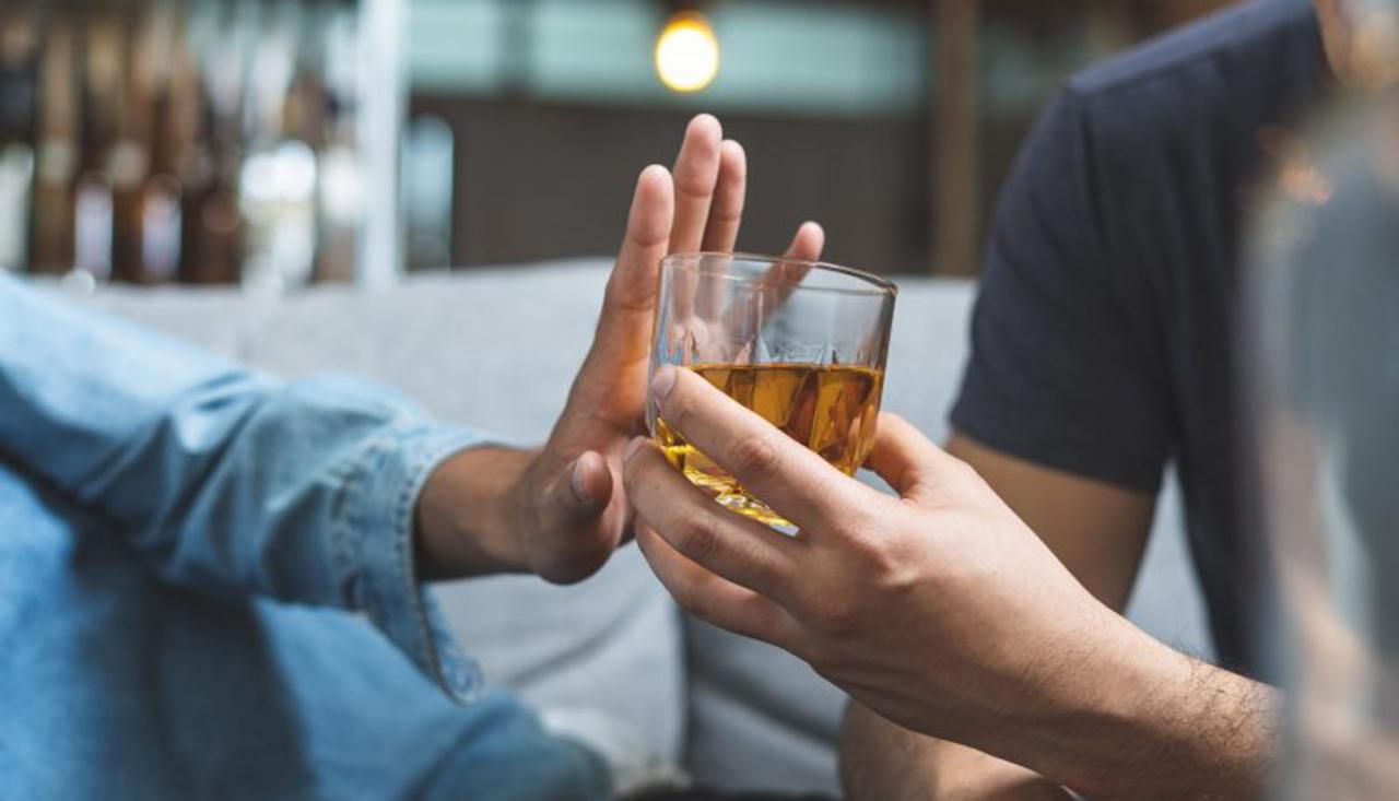 dejar tomar alcohol beneficios buenos