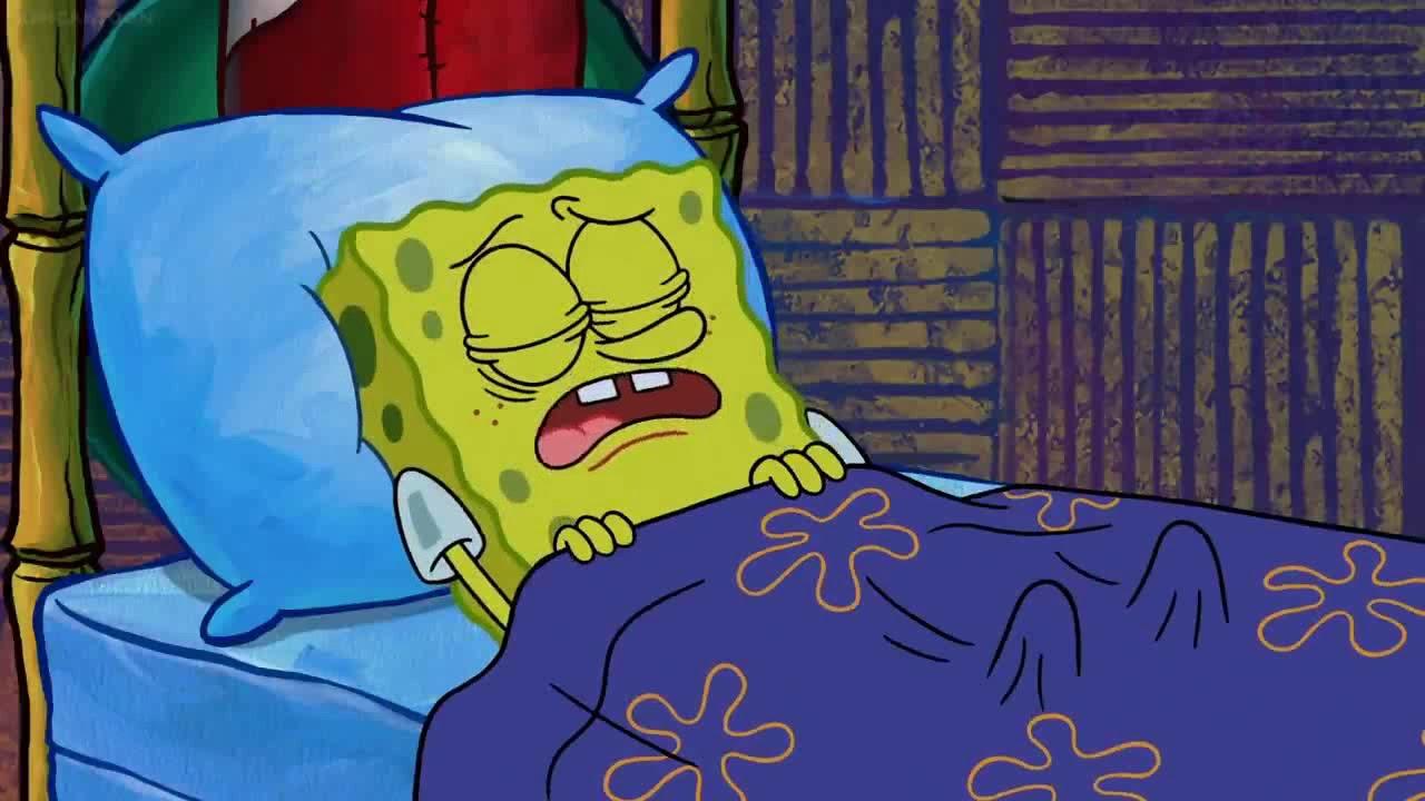 dejar tomar alcohol bob esponja cama